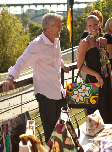 Knoxville Fashion Week - Charles Ottolini