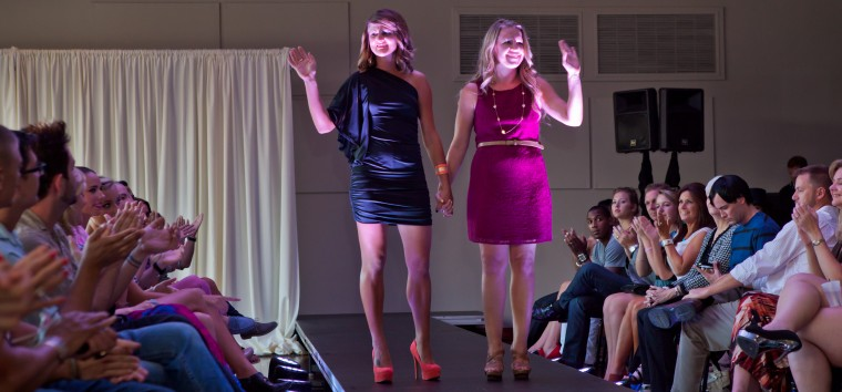 Knoxville Fashion Week - Behind the Scenes