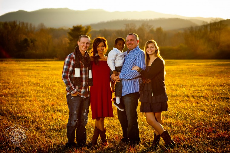 Knoxville Portraits - The Roberts Family