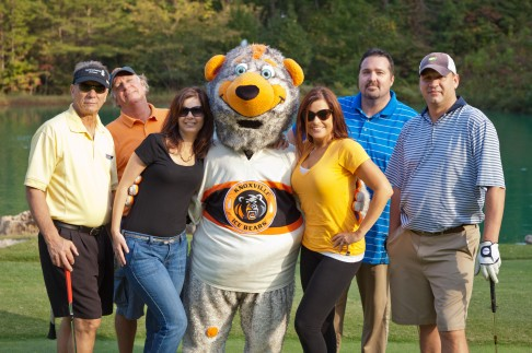 Knoxville Ice Bears Charity Classic Golf Tournament