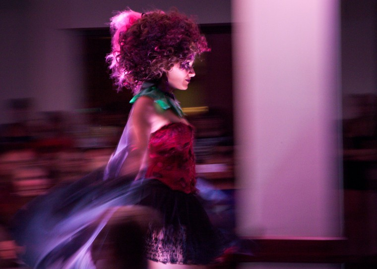 Knoxville Fashion Week - Hair Runway