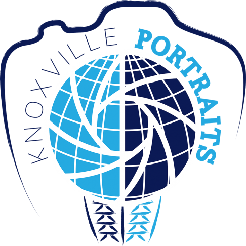 Knoxville Portraits Logo