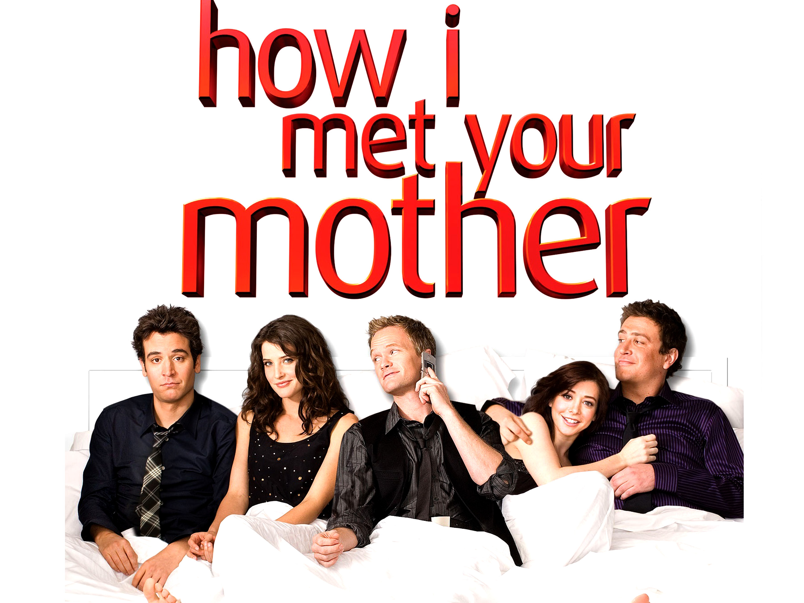 Secrets Intro To The Story Of How I Met Your Mother Ben Moser