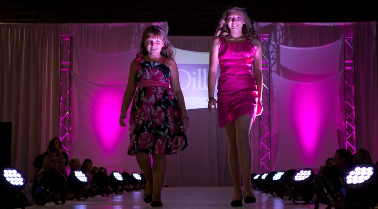 Knoxville Fashion Week - Children's Runway