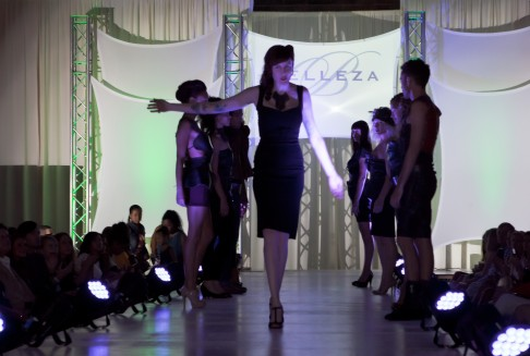Knoxville Fashion Week Photos - Brigid Oesterling Runway & The Belleza 8