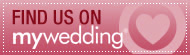 MyWedding Badge - Find us on MyWedding