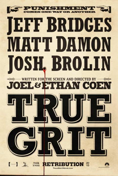 'True Grit' Poster